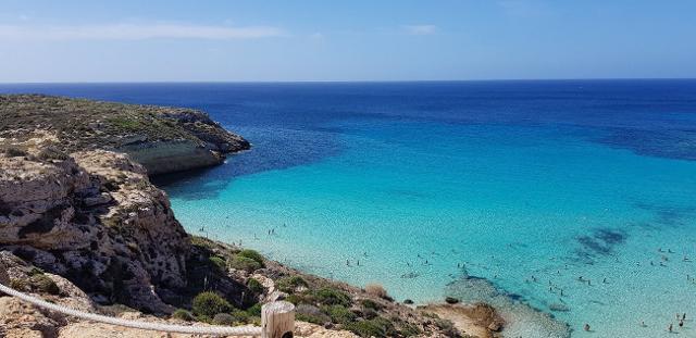 Gli utenti di TripAdvisor premiano la spiaggia dell'Isola dei Conigli di Lampedusa