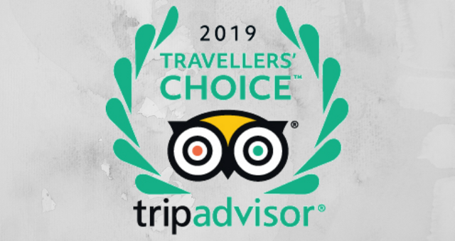 Travellers' Choice 2019 - TripAdvisor
