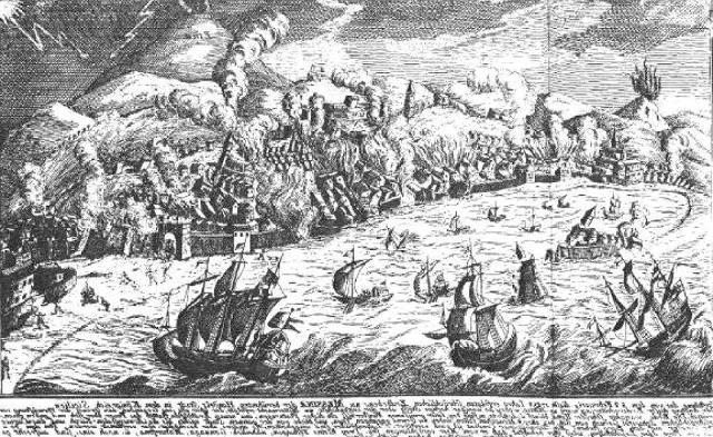 Maremoto del 1343: Amalfi e Napoli furono distrutte dalla furia dello Stromboli