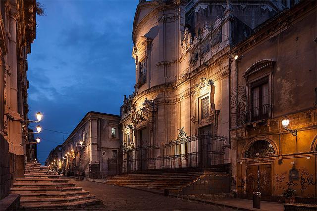 Chiesa di San Giuliano in via dei Crociferi a Catania - ph imperatoreblog.it