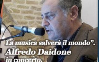 Alfredo Daidone in 'La musica salverà il mondo'