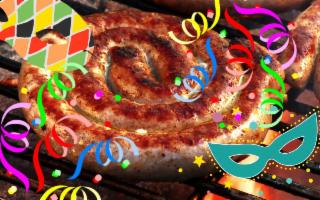 A Chiaramonte Gulfi Salsiccia e Carnevale