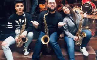 Brass Talents - Francesco Mistretta & Romina Formica Quartet