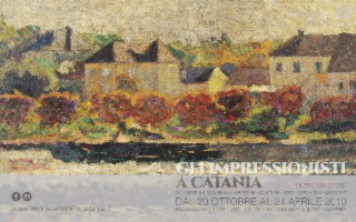 Per la mostra ''Impressionisti a Catania'' un successo... impressionante
