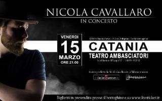 Nicola Cavallaro in concerto