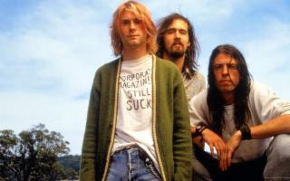 Will Hunt omaggia i Nirvana
