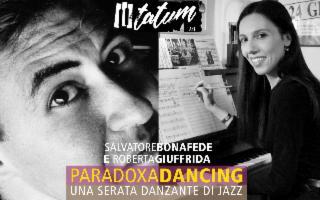 Paradoxa Dancing - Salvatore Bonafede e Roberta Giuffrida