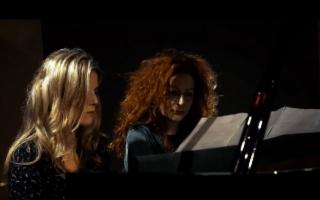''Piano 4Hands''. Stefania Tallini e Cettina Donato live al Ma Catania