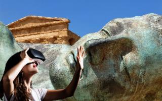 Un Tour immersivo con il ''Sicilia Virtual Museum''