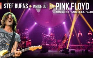 Stef Burn & Inside Out Play Pink Floyd