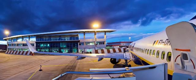 Aeroporto civile di Comiso Pio La Torre