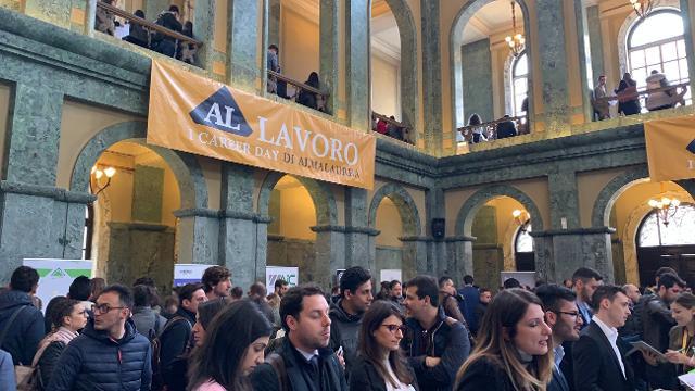 ''AL Lavoro Sicilia'' a Messina. 2000 laureati al Career Day degli atenei siciliani