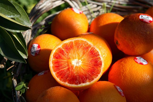 Arance rosse siciliane IGP
