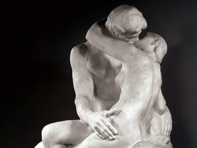 Il bacio - Auguste Rodin