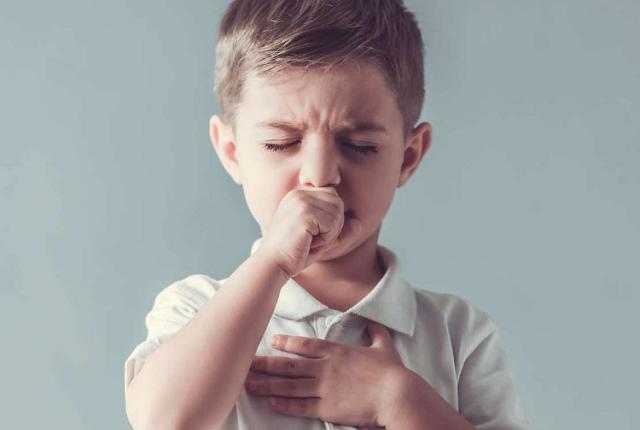 Nei bambini una cattiva idratazione può aumentare la probabilità di avere la tosse...