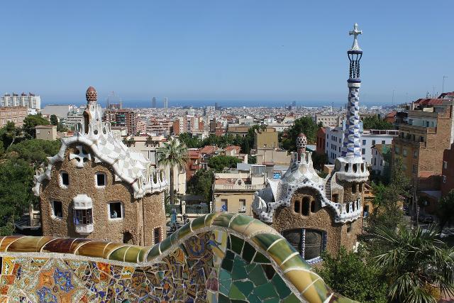 Barcellona e le bizzarre bellezze di Gaudì