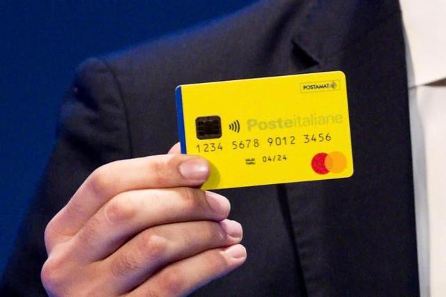 """Per metà aprile sono attese le prime """"card"""" con le quali sarà erogato il sussidio..."""