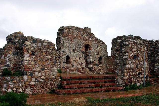 I resti del Castello di Castelmola - ph © José Luiz Bernardes Ribeiro