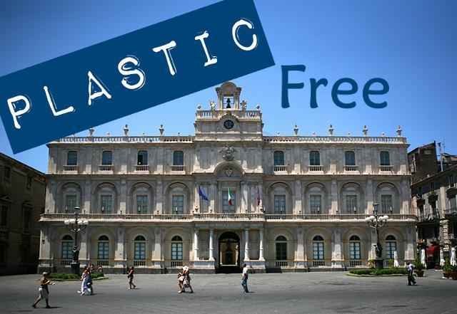 L'Università di Catania è ''Plastic Free''