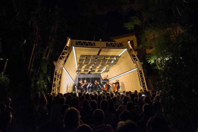 Concerto nel giardino di Villa Pennisi - VillaPennisiInMusica