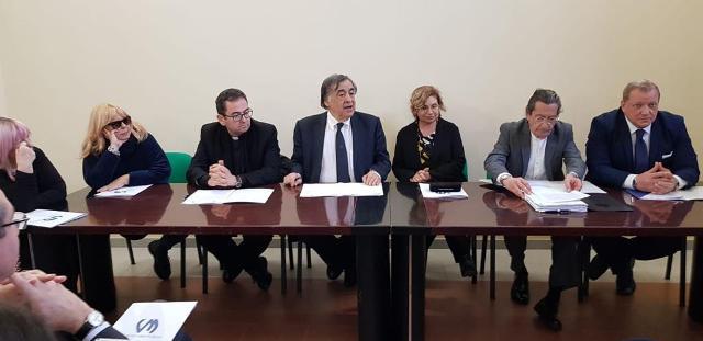 La Conferenza stampa di presentazione del 395° Festino di Santa Rosalia
