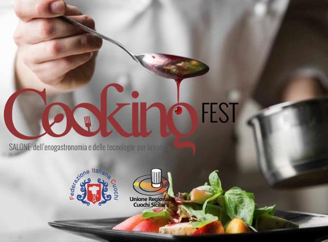 Arriva a Catania il Cooking Fest