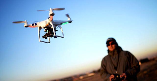 Dal mese di aprile, la polizia municipale di Palermo avrà la possibilità di utilizzare tre droni durante i servizi quotidiani