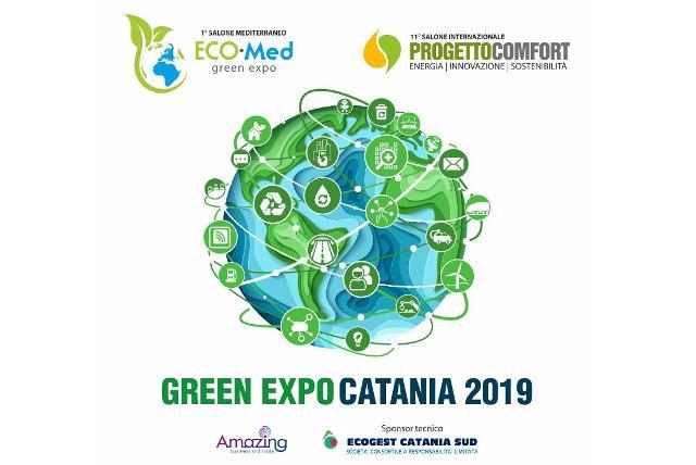 Eco-Med, a Catania il I Salone Internazionale del Mediterraneo