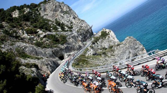 Giro della Sicilia per amatori