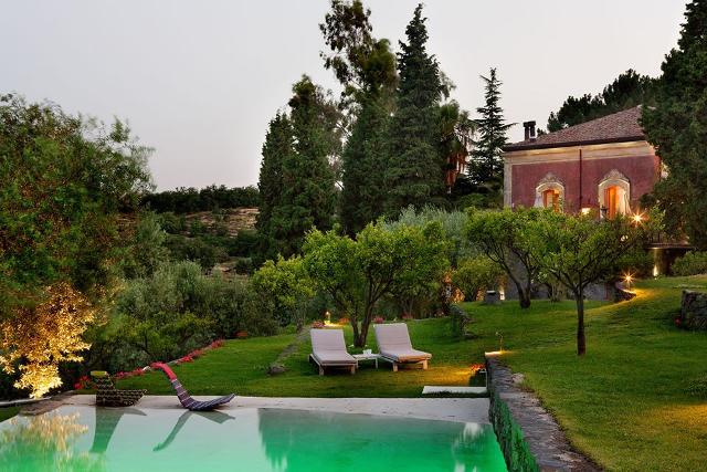 Hotel Monaci delle Terre Nere di Zafferana Etnea