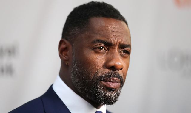 """L'attore Idris Elba, eletto """"Uomo più sexy al mondo nel 2018"""" secondo la rivista People"""