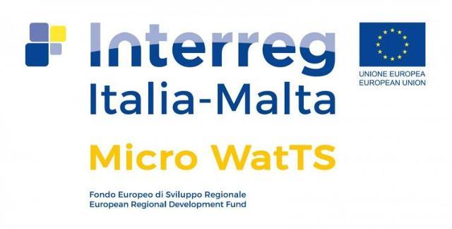 La Sicilia e Malta per il Progetto Micro WatTS