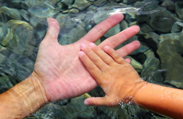 Risparmiare - e rispettare - l'acqua fin da bambini…