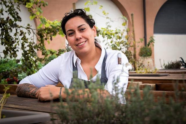 Martina Caruso è il talento femminile della cucina italiana