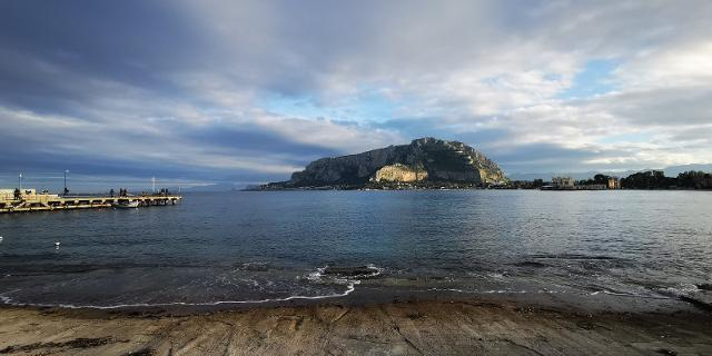 Mondello, il mare di Palermo