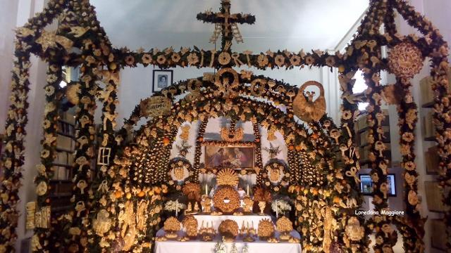Altare di Pane a Salemi - ph Loredana Maggiore