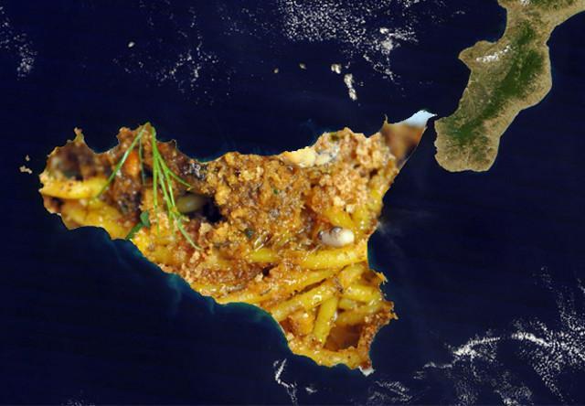 San Giusippuzzu, a Pasta chi Saiddi e a Sicilia…