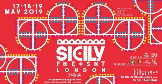 Sicily Fest London 2019