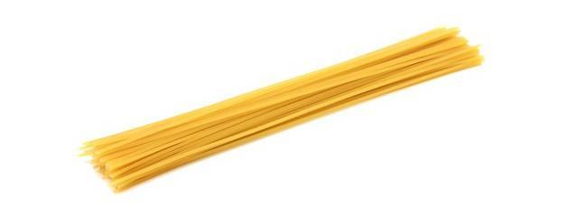 Gli spaghetti, insieme ai bucatini, sono le tipologie di pasta da condire con le sarde