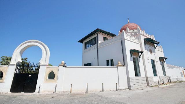 Lo Stand Florio di Palermo
