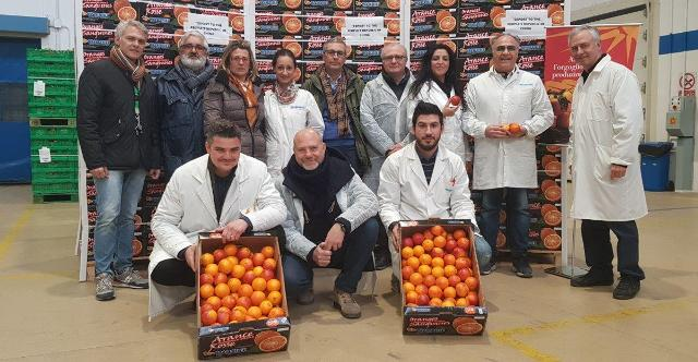 Il Team export di Oranfrizer in Cina