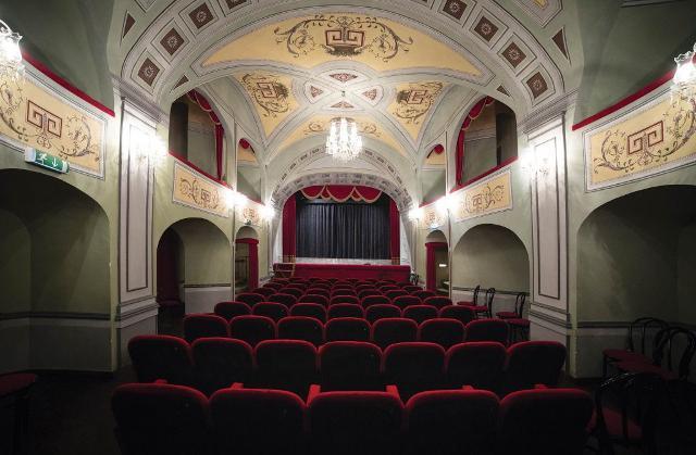 Il Teatro Donnafugata di Ragusa Ibla