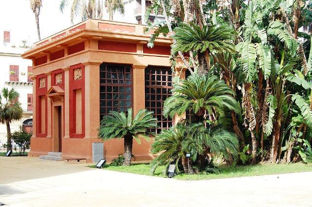 Il Tepidarium dell'Orto Botanico di Palermo - ph Tato Grasso