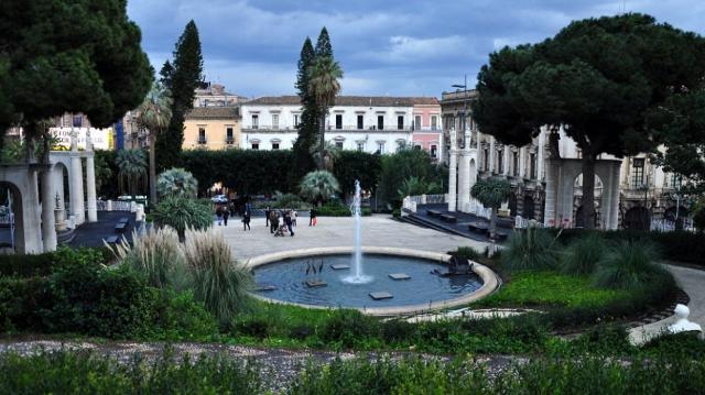 Villa Bellini, uno dei  giardini pubblici più belli d'Europa