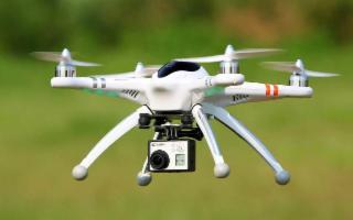 Ad aprile arrivano i droni per la polizia municipale di Palermo
