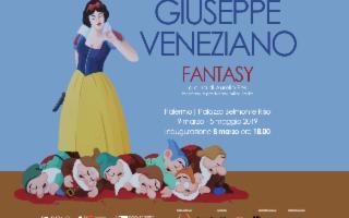 Fantasy, di Giuseppe Veneziano
