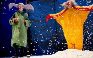 Slava's Snowshow di Slava Polulin