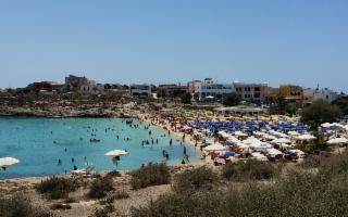 A Lampedusa una ricca estate di turismo italiano