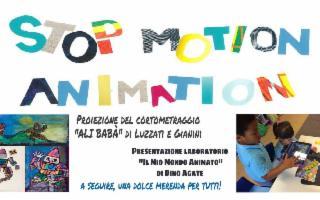 Il Mio Mondo Animato - Stop Motion Animation