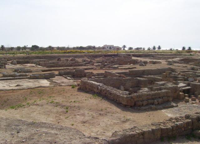 Il Parco archeologico di Lilibeo